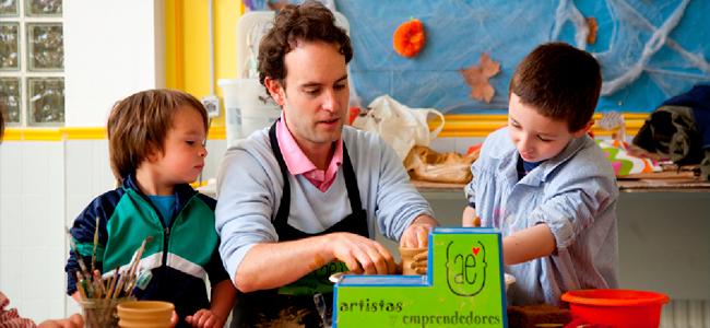 Asturias con niños: Taller de cerámica en Oviedo